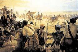 Batalha de Farrapos, de José Wasth Rodrigues