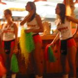 Garotas Hooters fazendo performances!
